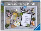Start living your dream Puslespill;Voksenpuslespill - Ravensburger