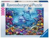 Magnificent Underwater World, 1000pc Puzzles;Adult Puzzles - Ravensburger