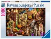 The Magicians Study, 1000pc Puslespil;Puslespil for voksne - Ravensburger