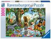 Adventures in the Jungle Jigsaw Puzzles;Adult Puzzles - Ravensburger