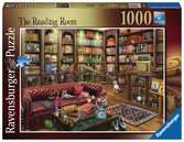 The Reading Room, 1000pc Puzzles;Adult Puzzles - Ravensburger