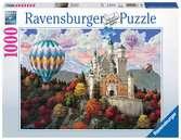Neuschwanstein Daydream Jigsaw Puzzles;Adult Puzzles - Ravensburger