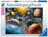 Planetary Vision Jigsaw Puzzles;Adult Puzzles - Ravensburger