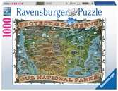 Protect and Preserve USA Jigsaw Puzzles;Adult Puzzles - Ravensburger