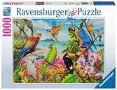 PAPUGI -THE COO 1000EL Puzzle;Puzzle dla dorosłych - Ravensburger