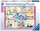 Bathing Beauties Jigsaw Puzzles;Adult Puzzles - Ravensburger