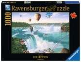 Niagara Falls Ravensburger Puzzle  1000 pz - Fantasy Puzzle;Puzzle da Adulti - Ravensburger