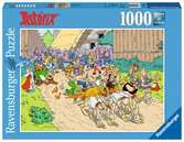 Astérix et la Transitalique Puzzles;Puzzles pour adultes - Ravensburger