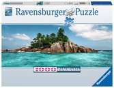 Pronto per l isola di S. Pierre Ravensburger Puzzle  1000 pz - Foto & Paesaggi Puzzle;Puzzle da Adulti - Ravensburger
