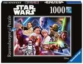 STAR WARS EDYCJA LIMITOWANA 1 1000E Puzzle;Puzzle dla dorosłych - Ravensburger
