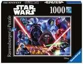 STAR WARS EDYCJA LIMITOWANA 5 1000E Puzzle;Puzzle dla dorosłych - Ravensburger