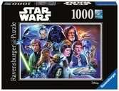 Star Wars Limited Edition 6 Puzzels;Puzzels voor volwassenen - Ravensburger