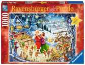 The Christmas Party Puslespil;Puslespil for voksne - Ravensburger