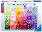 The Gardener s Palette Jigsaw Puzzles;Adult Puzzles - Ravensburger