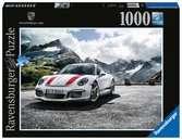 Puzzle 1000 p - Porsche 911 R Puzzle;Puzzle adulte - Ravensburger