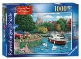 Happy Days - Windsor, 1000pc Puzzles;Adult Puzzles - Ravensburger
