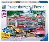 Retrouvailles chez Jack Puzzles;Puzzles pour adultes - Ravensburger