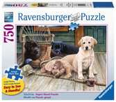 Ruff Day Jigsaw Puzzles;Adult Puzzles - Ravensburger
