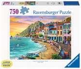 Romantic Sunset  750pLF Jigsaw Puzzles;Adult Puzzles - Ravensburger