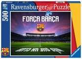 Camp Nou Puzzle;Puzzle da Adulti - Ravensburger