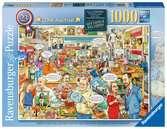 Best of British - The Auction, 1000pc Puzzles;Adult Puzzles - Ravensburger