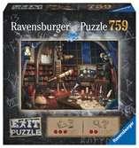 Exit Puzzle: Hvězdárna 759 dílků 2D Puzzle;Puzzle pro dospělé - Ravensburger