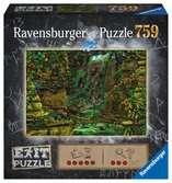 Exit Puzzle: Chrám v Ankor 759 dílků 2D Puzzle;Puzzle pro dospělé - Ravensburger
