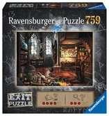 Exit Puzzle: Dračí laboratoř 759 dílků 2D Puzzle;Puzzle pro dospělé - Ravensburger