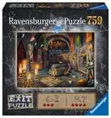 Escape Puzzle - Il castello del vampiro Puzzle;Puzzle da Adulti - Ravensburger