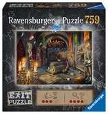 Exit Puzzle: Upírův hrad 759 dílků 2D Puzzle;Puzzle pro dospělé - Ravensburger