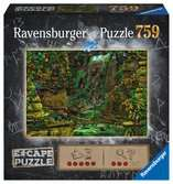 Escape Puzzle 759pc Temple Puslespil;Puslespil for voksne - Ravensburger