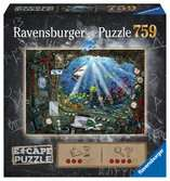 Escape puzzle - Submarino Puzzles;Puzzle Adultos - Ravensburger