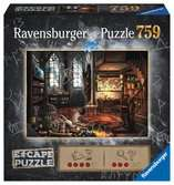 ESCAPE 5 Dragon Laboratory Puslespil;Puslespil for voksne - Ravensburger