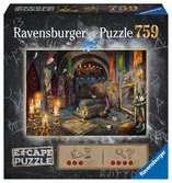 Castello del Vampiro Ravensburger Puzzle  759 pz - Escape the  Puzzle Puzzle;Puzzle da Adulti - Ravensburger