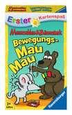 Mauseschlau&Bärenstark Bewegungs-Mau Mau Spiele;Kartenspiele - Ravensburger