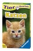 Katzen Spiele;Kartenspiele - Ravensburger