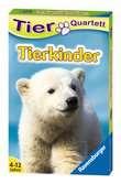 Tierkinder Spiele;Kartenspiele - Ravensburger