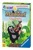 Der Maulwurf-Quartett Spiele;Kartenspiele - Ravensburger