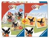 Bing  3 Puzzle+memory® Giochi;Giochi bambini - Ravensburger