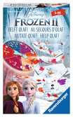 Frozen 2 travel game Giochi;Travel games - Ravensburger