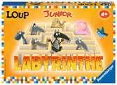 Labyrinthe Junior Loup Jeux;Jeux de société enfants - Ravensburger
