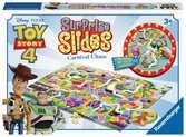 Toy Story 4, Surprise Slides Game Games;Children s Games - Ravensburger