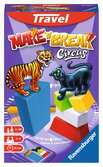 Make n break travel game Juegos;Travel games - Ravensburger