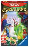 Sagaland travel game Juegos;Travel games - Ravensburger