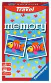 memory MINI travel game Juegos;Travel games - Ravensburger