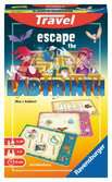 Escape the Labyrinth travel game     Juegos;Travel games - Ravensburger