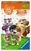 44 Cats: Dance & Play with the Buffycats Spellen;Dobbelsteenspellen - Ravensburger