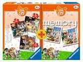 Multipack 44 Gatti Giochi;Giochi educativi - Ravensburger