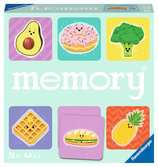 Ravensburger Funny Food Large Memory Game Games;memory® - Ravensburger