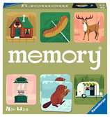 Camping Adventures Large Memory Games;memory® - Ravensburger